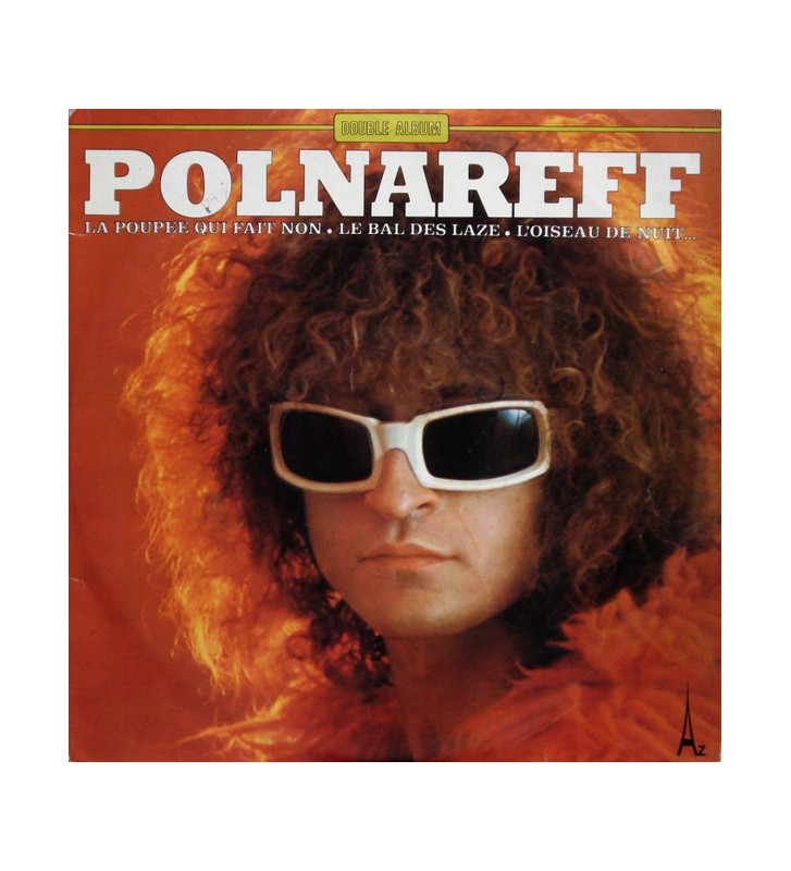 Michel Polnareff - Michel Polnareff (2xLP, Comp) mesvinyles.fr