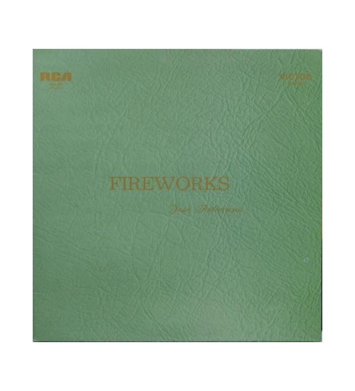 José Feliciano - Fireworks (LP, Album) mesvinyles.fr