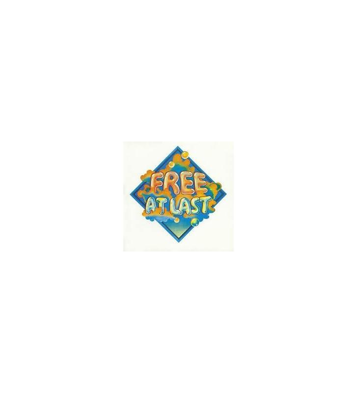 Free - Free At Last (LP, Album) mesvinyles.fr