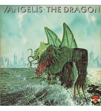 Vangelis - The Dragon (LP, Album) mesvinyles.fr