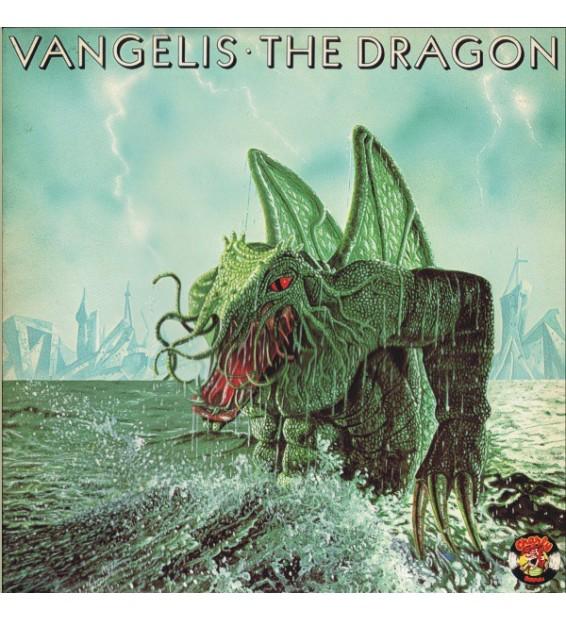 Vangelis - The Dragon (LP, Album) mesvinyles.fr
