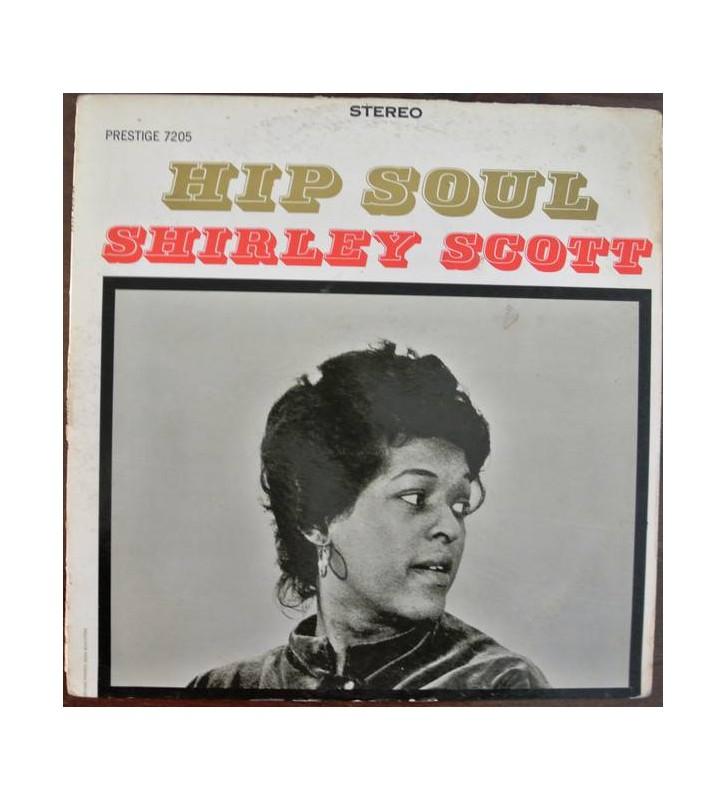 Shirley Scott - Hip Soul (LP, Album) mesvinyles.fr