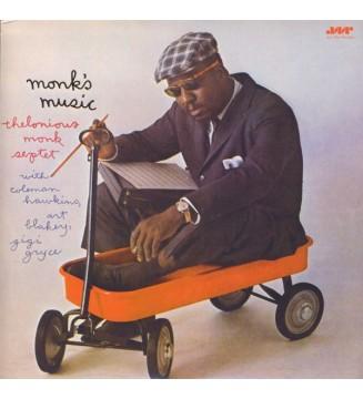 Thelonious Monk Septet - Monk's Music (LP, Album, RE, Ltd, 180) mesvinyles.fr