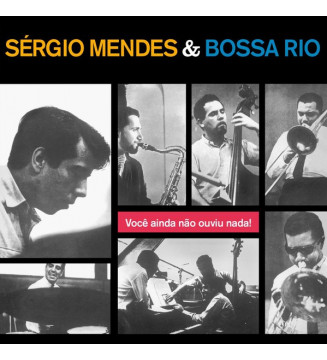 Sérgio Mendes - And The Bossa Rio (LP, RE, 180) mesvinyles.fr