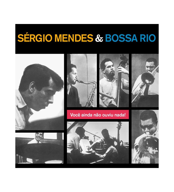 Sérgio Mendes - And The Bossa Rio (LP, RE, 180) mesvinyles.fr