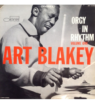 Art Blakey - Orgy In Rhythm - Volume One (LP, Album) mesvinyles.fr