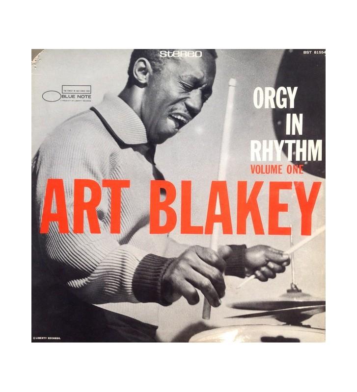Art Blakey - Orgy In Rhythm - Volume One (LP, Album) mesvinyles.fr