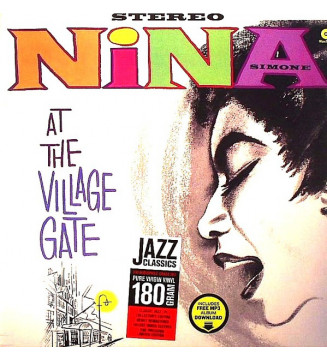 Nina Simone - At The Village Gate (LP, Album, RE, 180) mesvinyles.fr