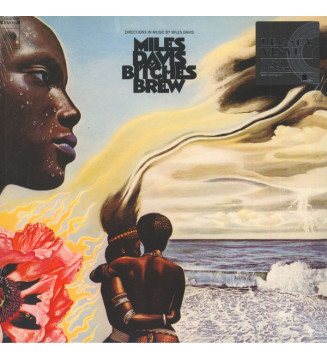 Miles Davis - Bitches Brew (2xLP, Album, RE, 180) mesvinyles.fr