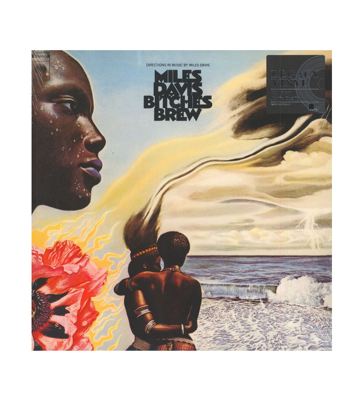 Miles Davis - Bitches Brew (2xLP, Album, RE, 180) mesvinyles.fr