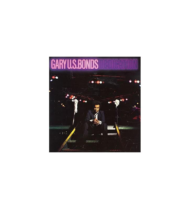 Gary U.S. Bonds - Dedication (LP, Album) mesvinyles.fr