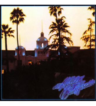 Eagles - Hotel California (LP, Album, RE, 180)