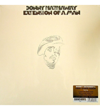 Donny Hathaway - Extension Of A Man (LP, RE, 180) mesvinyles.fr