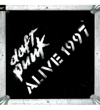 Daft Punk - Alive 1997 (LP, Album, RE, 180) mesvinyles.fr