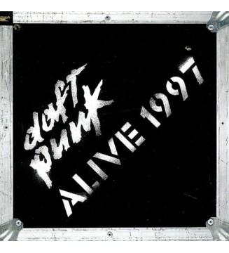 Daft Punk - Alive 1997 (LP, Album, RE, 180) mesvinyles.fr