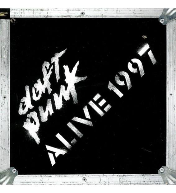 Daft Punk - Alive 1997 (LP, Album, RE, 180)