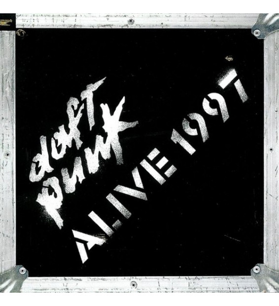 Daft Punk - Alive 1997 (LP, Album, RE, 180)