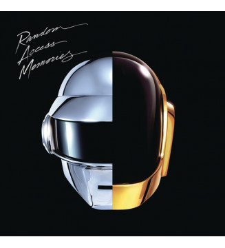 Daft Punk - Random Access Memories (2xLP, Album, 180)