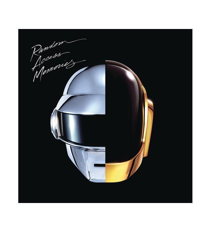 Daft Punk - Random Access Memories (2xLP, Album, 180) mesvinyles.fr