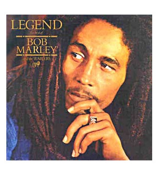 Bob Marley & The Wailers - Legend - The Best Of Bob Marley And The Wailers (LP, Comp, RE, 180) mesvinyles.fr