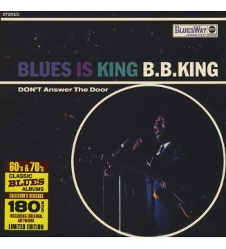 B.B. King - Blues Is King (LP, Album, Ltd, RE, 180)