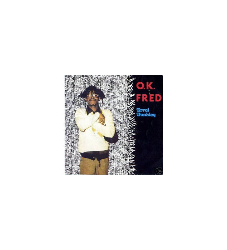Errol Dunkley - O.K. Fred (LP, Album) mesvinyles.fr