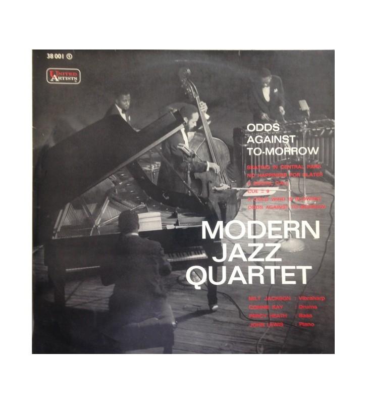 The Modern Jazz Quartet - Odds Against To-morrow (LP, Album) mesvinyles.fr