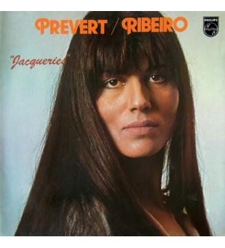 Ribeiro* / Prevert* - Jacqueries (LP, Album, Gat) mesvinyles.fr