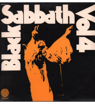 Black Sabbath - Black Sabbath Vol 4 (LP, Album) mesvinyles.fr