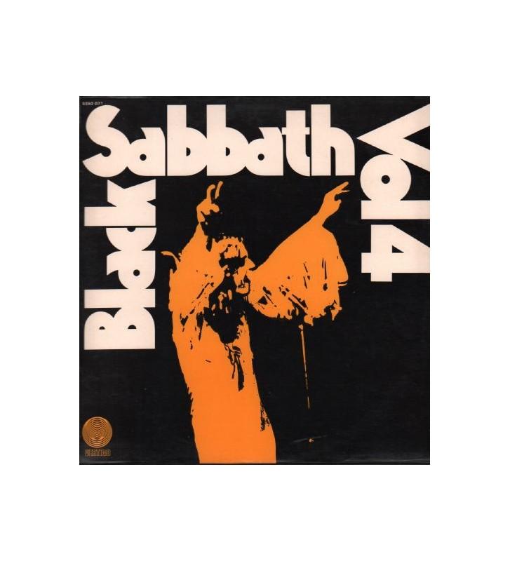 Black Sabbath - Black Sabbath Vol 4 (LP, Album) mesvinyles.fr
