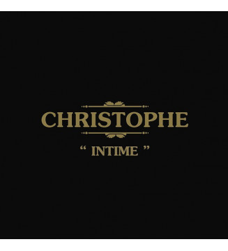 Christophe - Intime (LP, Album) mesvinyles.fr