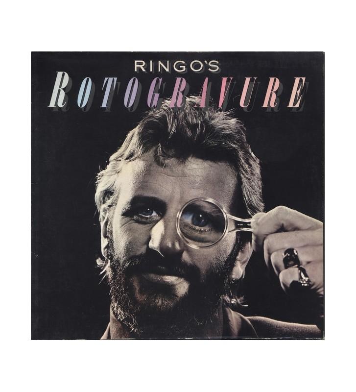 Ringo Starr - Ringo's Rotogravure (LP, Album, Gat) mesvinyles.fr