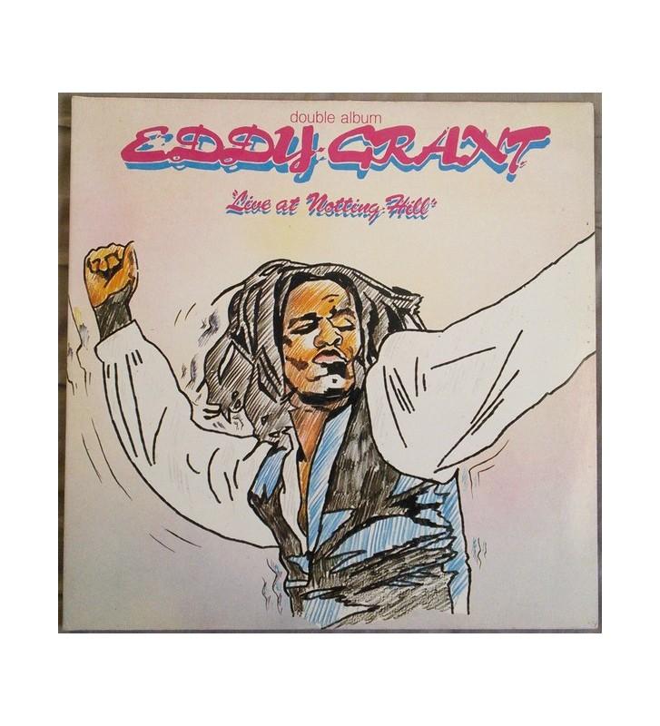 Eddy Grant - Live At Notting Hill (2xLP, Album, Gat) mesvinyles.fr