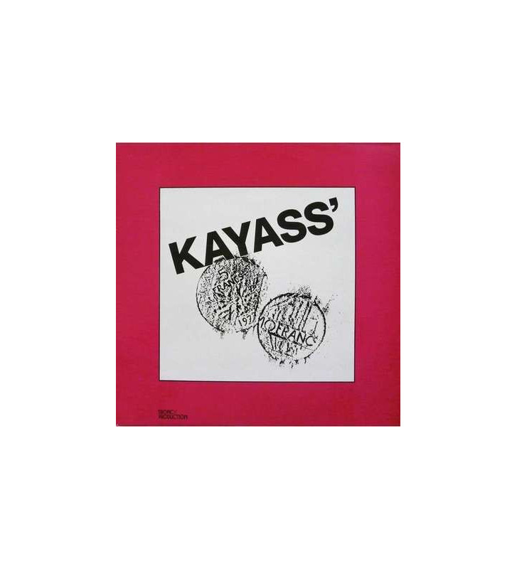 Kayass' - Kayass' (LP, Album) mesvinyles.fr