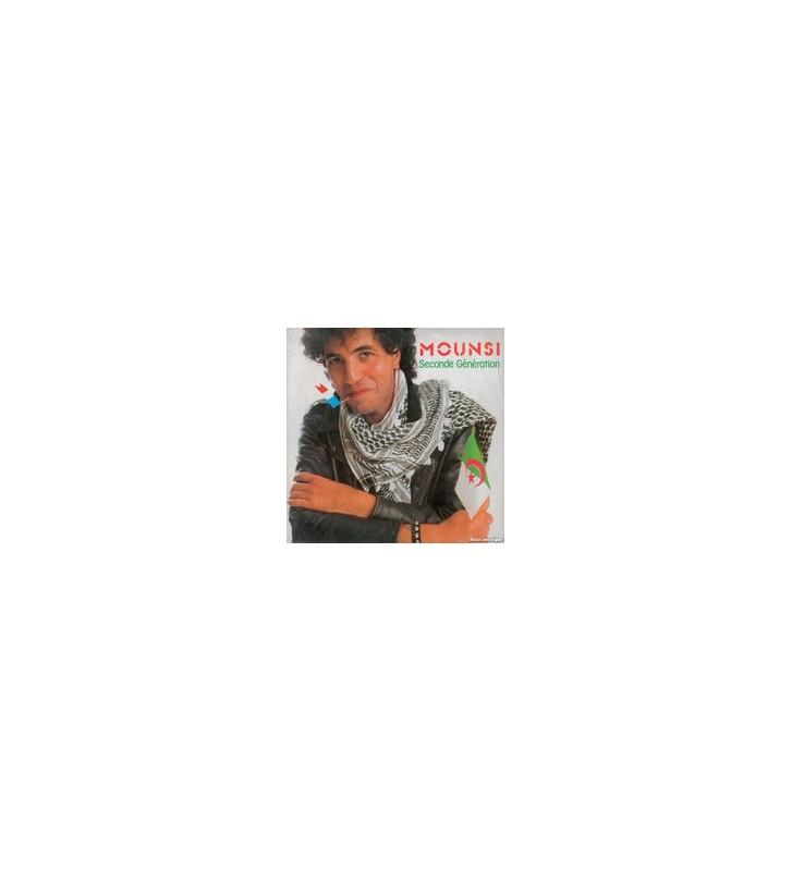 Mounsi - Seconde Génération (LP) mesvinyles.fr