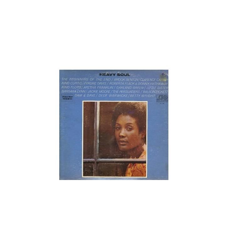 Various - Heavy Soul (2xLP, Comp) mesvinyles.fr