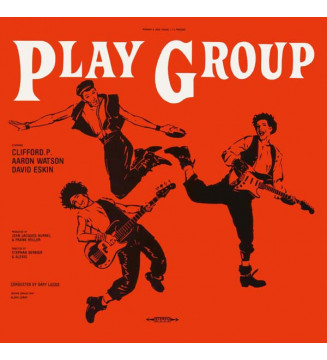 "Playgroup (2) - Play Group (12"", EP) mesvinyles.fr"