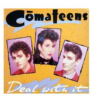 Comateens - Deal With It (LP, Album)