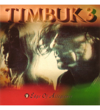 Timbuk 3 - Edge Of Allegiance (LP, Album) mesvinyles.fr