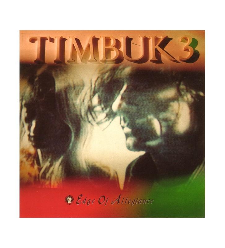 Timbuk 3 - Edge Of Allegiance (LP, Album) mesvinyles.fr