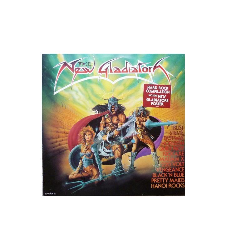 Various - The New Gladiators (LP, Comp) mesvinyles.fr