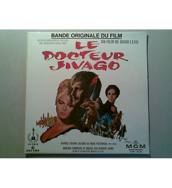 "Maurice Jarre - Bande Originale Du Film ""Le Docteur Jivago"" (LP, Album) mesvinyles.fr"