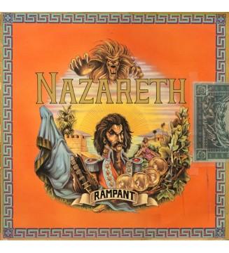 Nazareth (2) - Rampant (LP, Album)