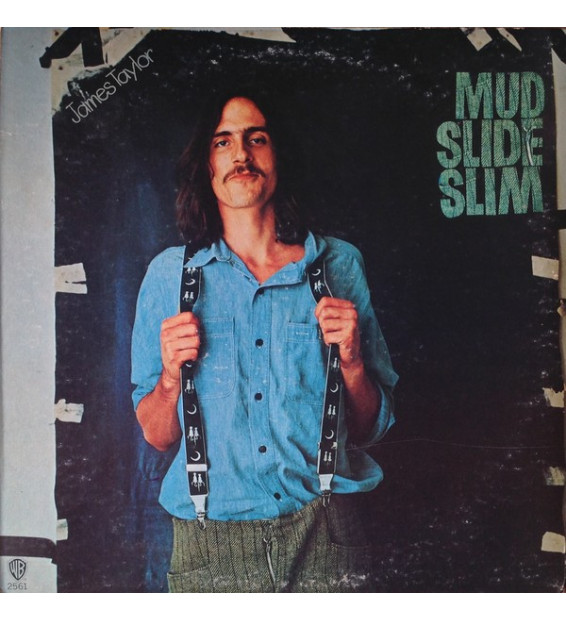 James Taylor (2) - Mud Slide Slim And The Blue Horizon (LP, Album, Gat)