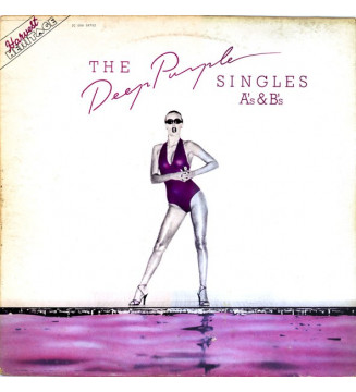 Deep Purple - The Deep Purple Singles A's & B's (LP, Comp, RE) mesvinyles.fr