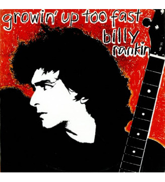 Billy Rankin - Growin' Up Too Fast (LP, Album) mesvinyles.fr