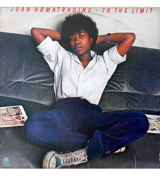Joan Armatrading - To The Limit (LP, Album) mesvinyles.fr