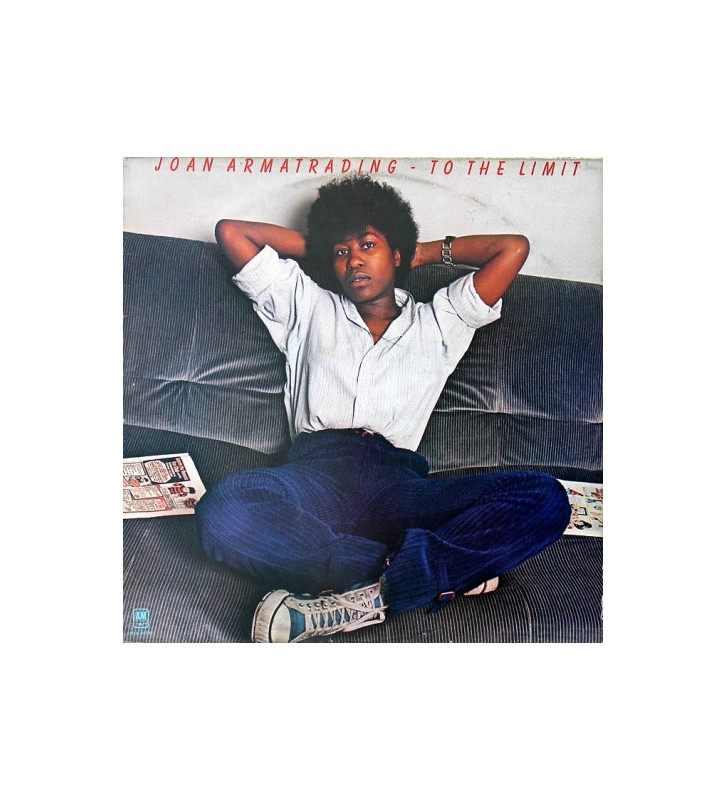 Joan Armatrading - To The Limit (LP, Album) mesvinyles.fr