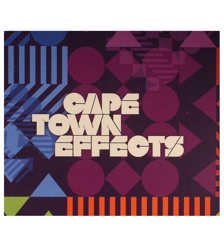 CAPE TOWN EFFECTS - Eponyme mesvinyles.fr