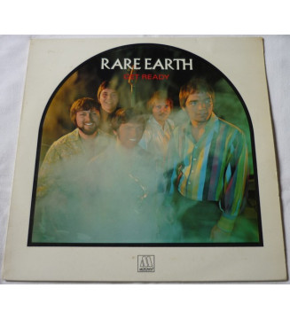 Rare Earth - Get Ready (LP, Album, RE) mesvinyles.fr